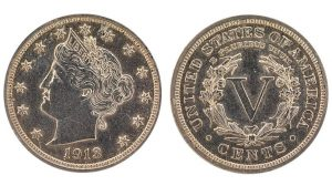 1913 Liberty Head Nickel valuable US coins