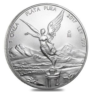 Best 2017 silver coin Mexican Libertad coin