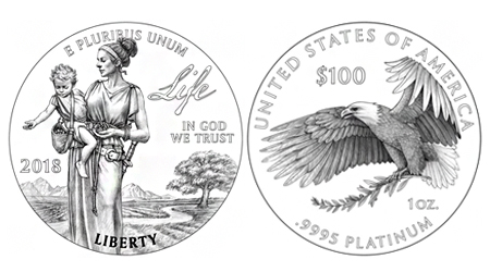 Platinum Proof Series by US Mint (New!)