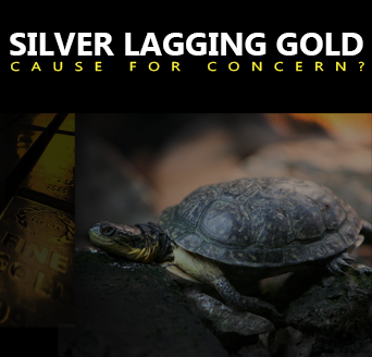 Silver Lagging Gold – Cause for Concern?