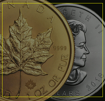 New release from the Royal Canadian Mint – 2018 Gold & Silver Maple Leafs