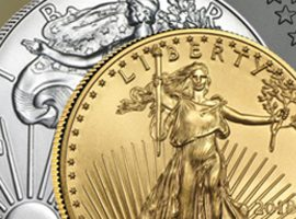2018 Silver & Gold American Eagle Coins