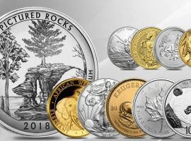 10 Gold and Silver Coins to Invest in