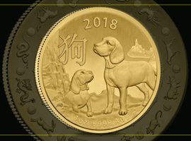 Year of the Dog Coin (RAM Lunar)