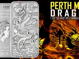 The First of its Kind: The Silver Bullion Rectangular Dragon Coin