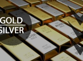 Gold to Silver Ratio Breaks Lower