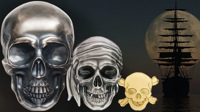 Ahoy! The CIT Skull Series Release, Matey!