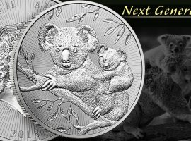 The Next Generation Silver Koala Coins