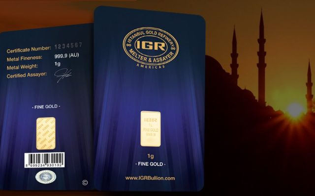 The New Istanbul Gold Refinery Provides Protection