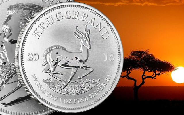 The 2018 Silver Krugerrand Is Released