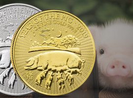 The Year of the Pig – Royal Mint