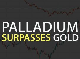 Palladium Prices Hit Record $1,800 High