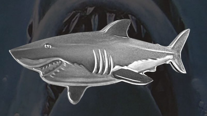 Great White Shark | Hunters of the Deep | PAMP Suisse