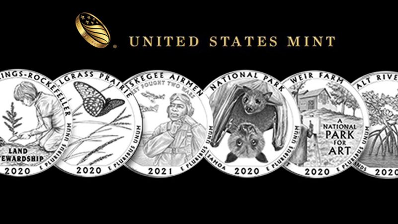 United States Mint Reveals The Final ATB Coins' Designs