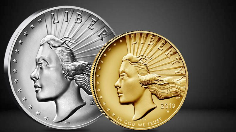 New Releases Arrive from the US Mint's American Liberty Program