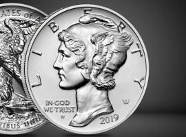 First time ever – Reverse Proof Palladium American Eagle