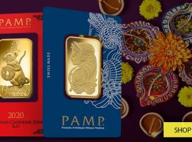 Buy Diwali Gold from Bullion Exchanges