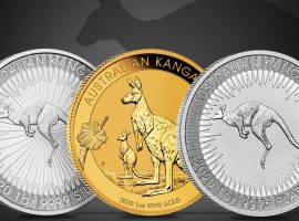 2020 Perth Mint Kangaroos Go on Sale Nov 4th