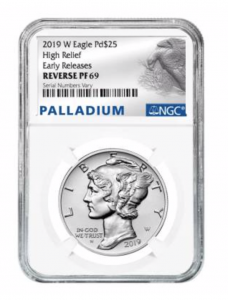 Palladium Eagles
