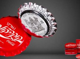 Uncap the Fizzy Fun! New Coca-Cola Cap Coin coming soon!