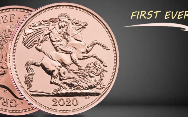 Make it a Double! The Royal Mint Debuts 2020 Gold Double Sovereign