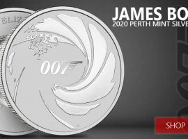 New James Bond Coin Series Shakes (But Doesn't Stir) the Bullion Community