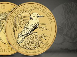 First Gold Kookaburra Takes Flight for 30th Anniversary