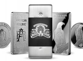 New Asahi Silver Round and Bars Born in the USA