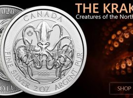 """Release the Kraken! The First-Ever Issue From RCM's """"Creatures of the North"""" Series Rises from the Deep"""