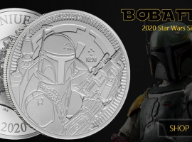 Boba Fett Coin Marches into NZM Star Wars Line