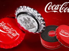 Coca-Cola Coins Add Some Refreshing Cultural Taste
