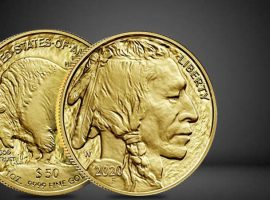 Gold American Buffalo 2020 Coins Herd into Stores