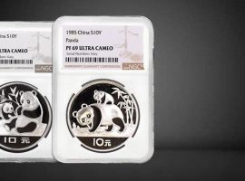 Feast Your Eyes on Rare Chinese Silver Panda Coins!