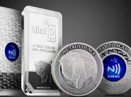 Invest Smart with High-Tech MintID Silver Bullion