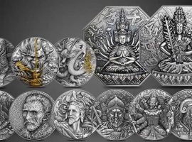 Bi-Metallic Coins Part Two: New Lineup!