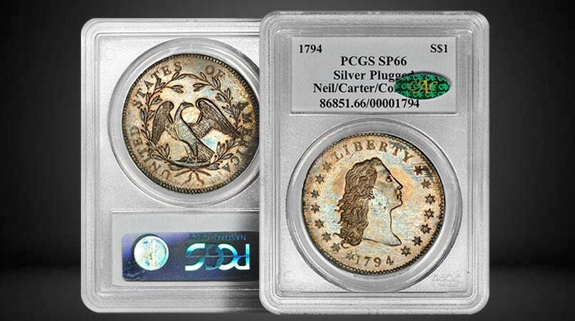 The 1794 Silver Dollar: A Coin Worth Millions