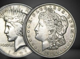 2021 Peace and Morgan Silver Dollars CONFIRMED