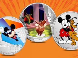 Mickey Mouse Club Members Will Enjoy New Disney Coin Arrivals!