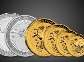 Bounce into Next Year with the 2021 Kangaroo Coins
