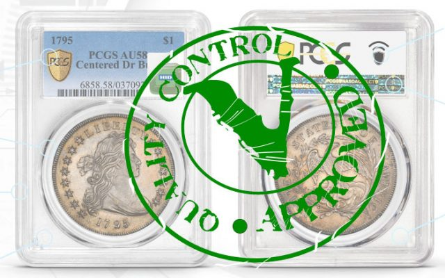 New PCGS NFC Insert Cracks Down on Counterfeits