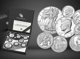 2020 US Mint Proof Silver Coin Set Unveiled Before 2021