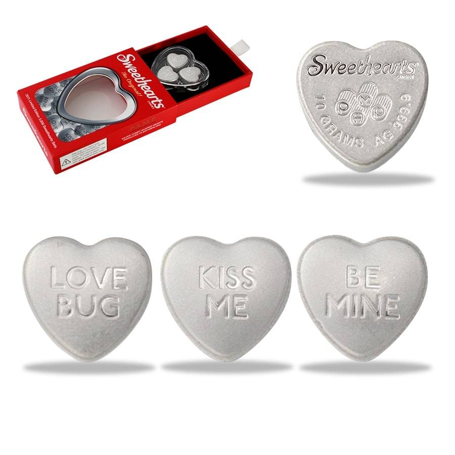 silver sweethearts bullion exchanges