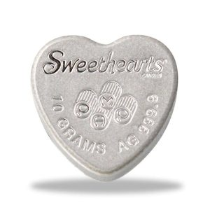 Sweethearts Obverse