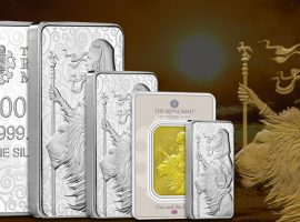 Royal Mint Bullion: Great Engravers Bars Revisit History