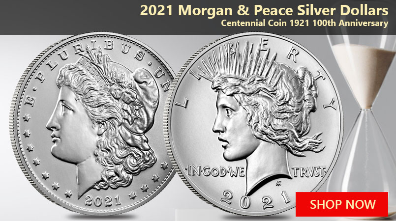 2021 Peace and Morgan Silver Dollars: Updates and Info