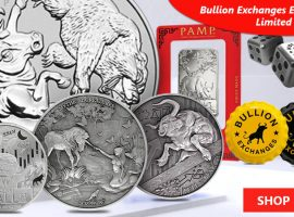 Savor Exclusive Bullion Exchanges Silver Products