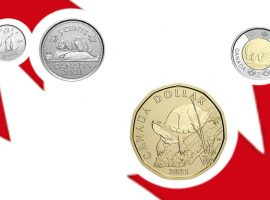 New Canadian Dollar Coin Sets are Unbe-LEAF-Able!