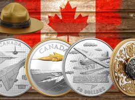 New Canadian Commemorative Coins Carry History and Culture