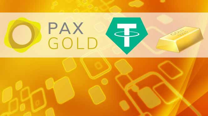 Gold-Backed Stablecoins Today: PAXG vs Tether Gold