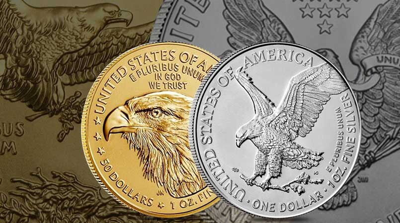 Gold & Silver Type 2 American Eagle Coins: What's Changed?